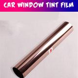 Pellicola di colorazione nera della finestra di visione della fabbrica della pellicola solare unidirezionale della finestra/pellicola dell'automobile