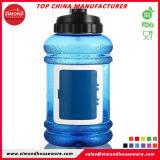 бутылка свободно хранения 2.2L BPA с крышкой