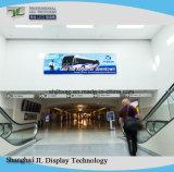 P5 RGB LED de cores no interior do módulo de exibição de tela de Publicidade