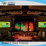높은 광도 P3.91 SMD2121 영상 HD 효력 실내 발광 다이오드 표시