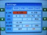 De auto Refractometer van Ref Keractometer (poweam 9000)