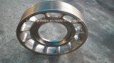 Roda de elevação, roda de elevador, roda de defletor, roda de guia, roda de desvio
