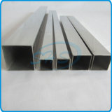 Edelstahl-kleine quadratische Rohrleitungen