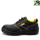 Sicherheits-Schuhe weckten Schuh-Schöpflöffel-Kopf-untere schützende Stahlschuhe auf