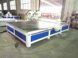 Maschine CNC-Rotuer für Ausschnitt und festes Holz-oder Plastikprägeplatte