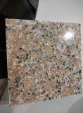 G457 Huidong Red Granite Slab et Tile (diamant rose)