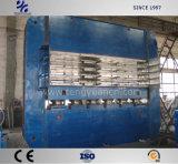Banda de rodadura superior vulcanización de la máquina de prensa para los profesionales de la producción de neumáticos