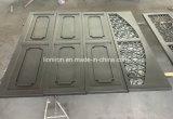 Automatisches Metallbearbeitetes Eisen-Garage-geschnittentür