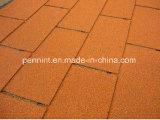 Standardschindeln des asphalt-3-Tab für Steigung-Dach-Dekoration