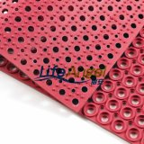 Anti-Fatigue Mat colorés Cuisine antiglisse Tapis Tapis en caoutchouc antistatique
