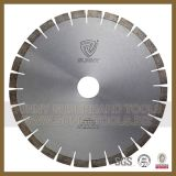 La circular del diamante de Quanzhou vio el fabricante de la lámina