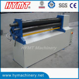 W11F-3X1500 tipo mecánico 3 prensa de batir de la placa del rodillo/dobladora del metal