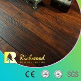 Hand des Vinyl12.3mm rieb Parkett-Holz lamellierten Bodenbelag