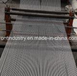 Nastro trasportatore d'acciaio del cavo con il rinforzo trasversale