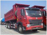 De Vrachtwagen van de Stortplaats van de Wielen van Sinotruk HOWO A7 10 (ZZ325N73647N1/NOWA)