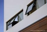 Fácil de limpar inovadoras soleiras de baixa e vidro Duplo Pátio Portas Bifold de alumínio