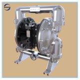 """2"""" grande fluxo de ar em aço inoxidável operado Bomba de diafragma duplo"""