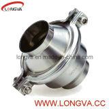 Weldable клапан Non-Return нержавеющей стали