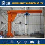 Portail de la flèche fixe de 3 tonnes grue avec palan électrique