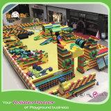 Heißer Verkaufs-gute Qualitätsblock spielt die PPE-Bausteine, die für Familie und Kinder verwendet werden