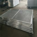 Portable Chain Link Temporary Fence Popular in the USA