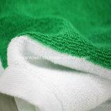 2018 горячей продавать логотип Jacaquard пряжи домашний отель банными полотенцами.