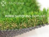 tappeto erboso dello Synthetic di 45mm per il giardino o il paesaggio (SUNQ-HY00138)