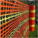 HDPEの安全バリアの塀/プラスチック雪の塀/安全網の塀