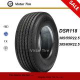 Neumático militar del carro de la marca de fábrica del Doublestar (12.5R20, 11R18, 14.00R20, 275/80R18, 275/80R20, 305/80R18, 335/80R20, 365/80R20, 395/80R20)
