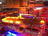 Штанга предупредительного светового сигнала интенсивности СИД тонкая Lightbar Senken высокая светящая