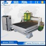 Hölzerne Tür MDF-Kurbelgehäuse-Belüftunghölzerne CNC-Gravierfräsmaschine