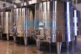 Fermenteur utilisé et neuf de bière de vin d'acier inoxydable