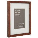 Mayor de varias tamaño de la aduana de madera marco de la foto