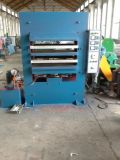 It throws Patches Vulcanizing Machine Tire I had Patch Making Machine