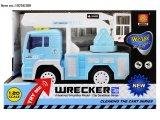 Friktions-Auto-Spielwaren mit heller Musik für Kinder