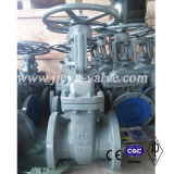 종류 150lb 6inch 탄소 강철 Wcb 게이트 밸브