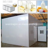 Commercial Cold Room Walk in Cooler for Milk Dairy Product