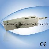 OIML / CE / RoHS de aleación de acero de un solo punto de celda de carga / Escala electrónica del sensor de pesada