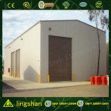 Almacén de acero prefabricado de la construcción de construcción del diseño barato del material para la venta