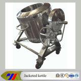 電気暖房のJacketed調理の鍋