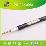 50 ohms 7D-Fb Coaxial Cable (CE/RoHS/ETL)