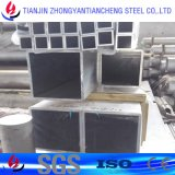 Tubo di alluminio anodizzato 6061 T6 nelle azione dell'alluminio 6061