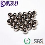 Bola lisa del acerocromo de la superficie 52100 del diámetro de bola de acero de la rodamiento de bolas 8m m