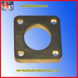 Изготовленный на заказ штемпелевать, гальванизированная квадратная шайба в Китае (HS-MT-0008)