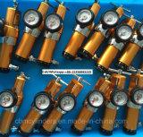 Leichte Krankenwagen-Atemsauerstoff-Zylinder hergestellt von der Aluminiumlegierung Al6061
