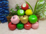 Morsure de pommes de jouets Squishy pu ralentir la hausse Squishies fruits parfumés