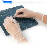 Одноразовые перчатки винил графитового порошка и порошок свободной