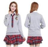 Uniforme scolaire de /Trouser/Skirt de la chemise du garçon et de la fille