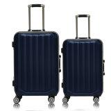 Sacchetto stabilito di corsa del carrello dei bagagli di alluminio dei bagagli ABS+PC