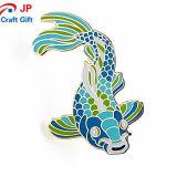 صنع وفقا لطلب الزّبون سمكة شكل ثني سترة [بين] لأنّ عمليّة بيع